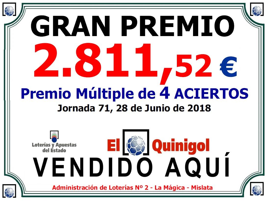 quinigol 2811