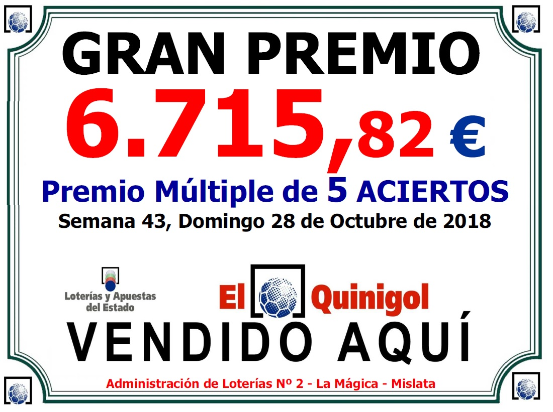 quinigol 6715